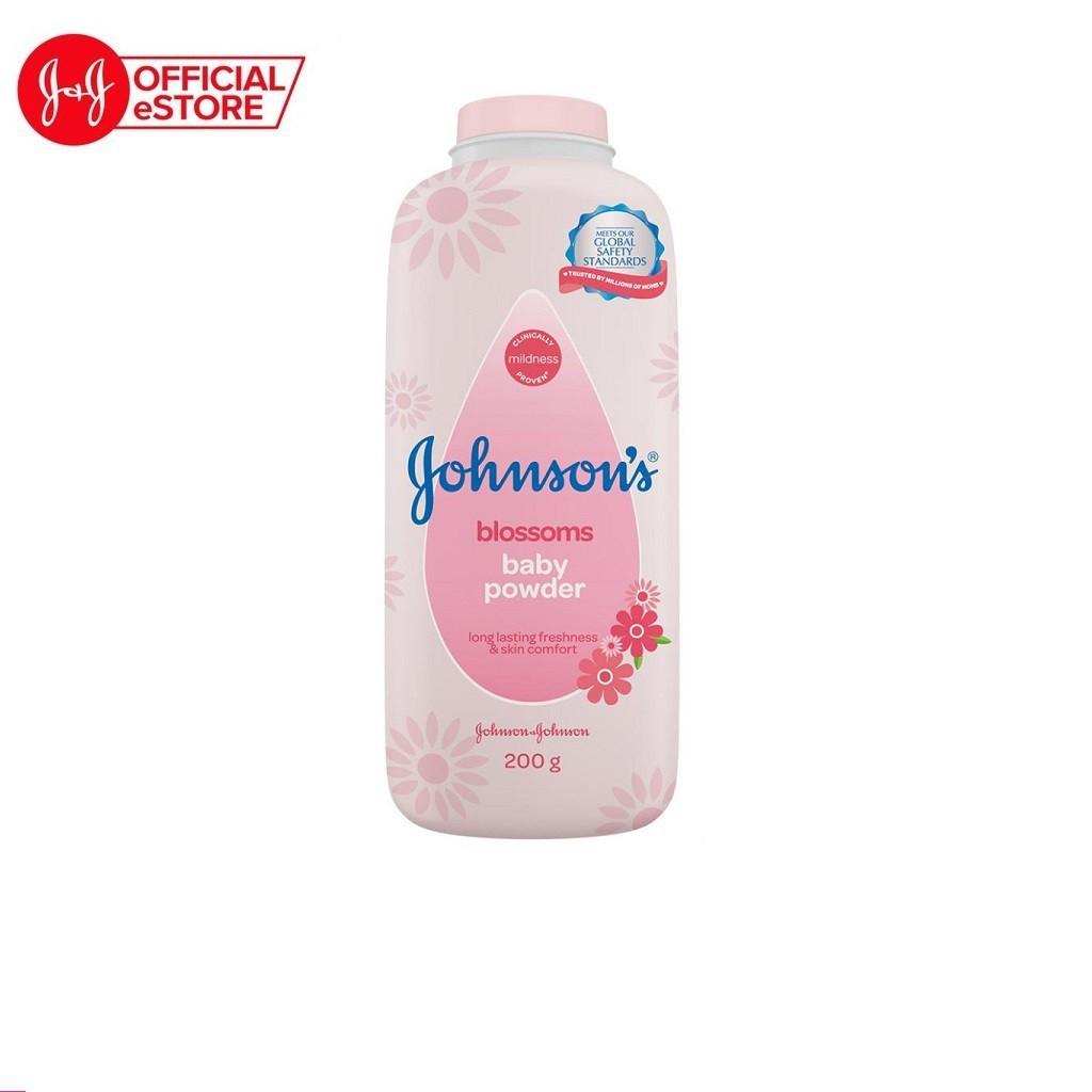 Phấn thơm Johnson's Baby hương hoa blossoms 200g - 100923542