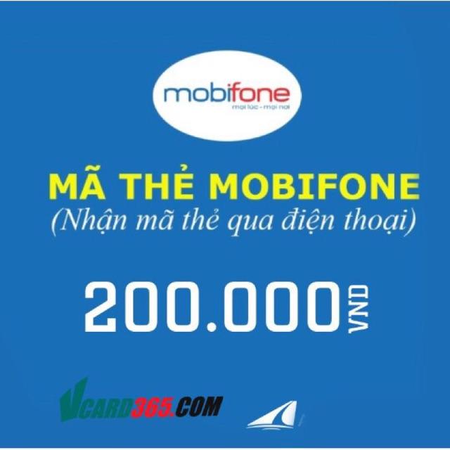 Mã thẻ mobiphone mệnh giá