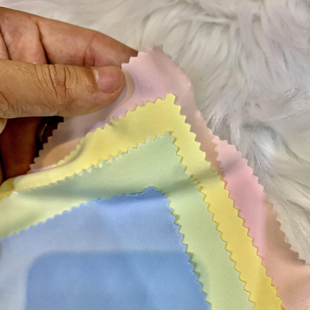 Khắn lấu mắt kính chất vải cotton 100% mềm mịn lấu cực sạch giá rẻ