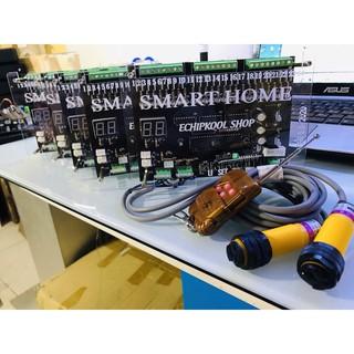 Bộ điều khiển đèn cầu thang cảm ứng V5.0 – Mới nhất – 2020