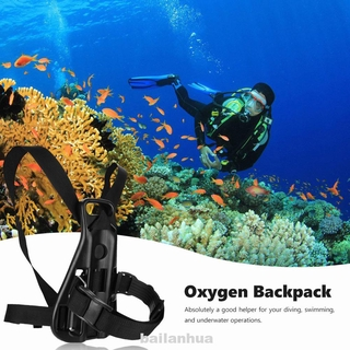Accessories Back Holder Diving Snorkeling Durable Portable Practical Scuba Tank Bracket Oxygen Cylinder Support