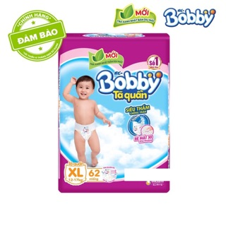 Tã quần bobby size XL62