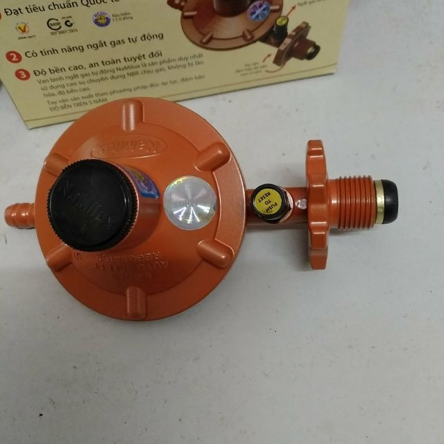 Namilux van điều áp gas tự động van điều áp ga tự động