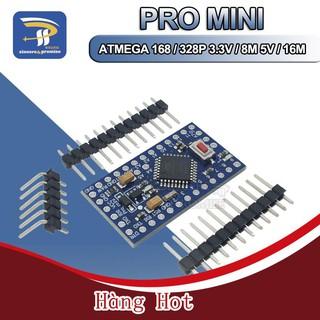 [ Hàng Hot ] Bo Mạch Atmega328 3.3v 8mhz 5v 16mhz Cho Arduino thumbnail