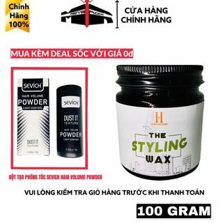 ( MUA KÈM DEAL SỐC 0đ ) Sáp vuốt tóc nam – The Styling Wax 100g