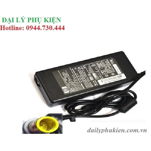 Sạc laptop HP 18.5V 3.5A chân kim OEM