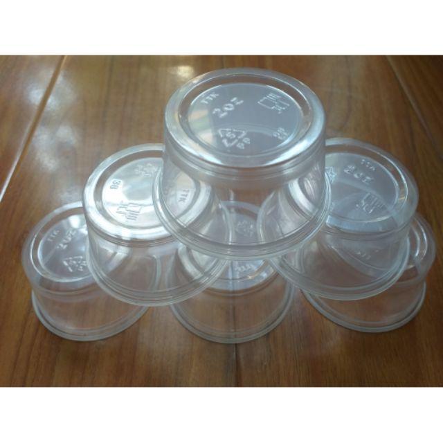 Hũ nhựa thực phẩm đựng nước chấm - 14321021 , 2048151324 , 322_2048151324 , 3000 , Hu-nhua-thuc-pham-dung-nuoc-cham-322_2048151324 , shopee.vn , Hũ nhựa thực phẩm đựng nước chấm