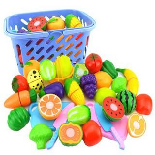 (TSALE) Giỏ cắt hoa quả 20 món GIÁ LẺ/SỈ