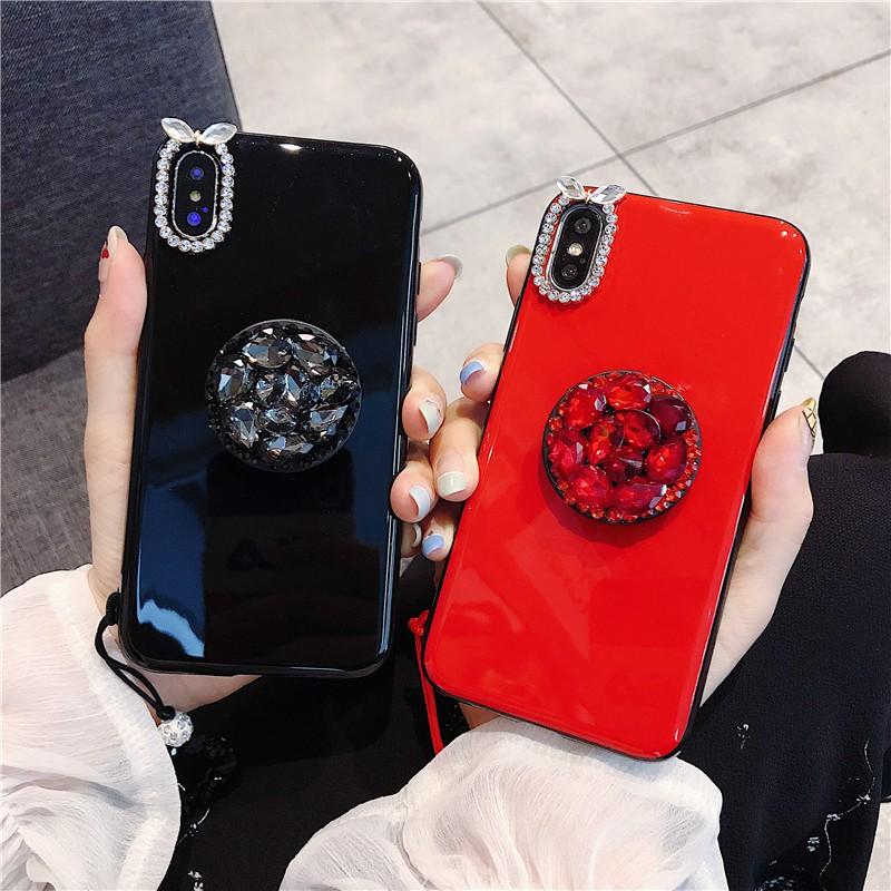 Ốp điện thoại đính đá lấp lánh có giá đỡ độc đáo cho Samsung J2 Prime J2 Pro 2018 J2 Core - 22190592 , 2122324416 , 322_2122324416 , 136000 , Op-dien-thoai-dinh-da-lap-lanh-co-gia-do-doc-dao-cho-Samsung-J2-Prime-J2-Pro-2018-J2-Core-322_2122324416 , shopee.vn , Ốp điện thoại đính đá lấp lánh có giá đỡ độc đáo cho Samsung J2 Prime J2 Pro 2018