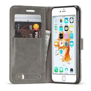Bao da cho iPhone 6 7 8 Plus có ngăn đựng thẻ – Sang trọng