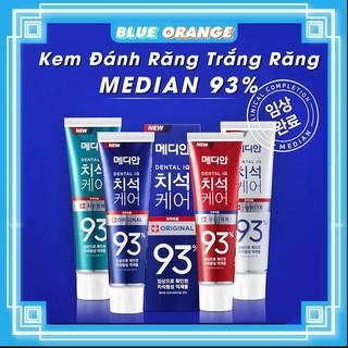 (Chính Hãng) Kem Đánh Răng MEDIAN 93% Trắng Răng Chuẩn Hàn Quốc