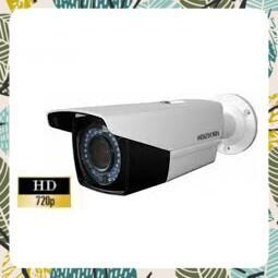 [Hàng Chất]Camera HD-TVI trụ hồng ngoại ngoài trời 2MP hiệu HIKVISION DS-2CE16D0T-VFIR3E (Trắng)