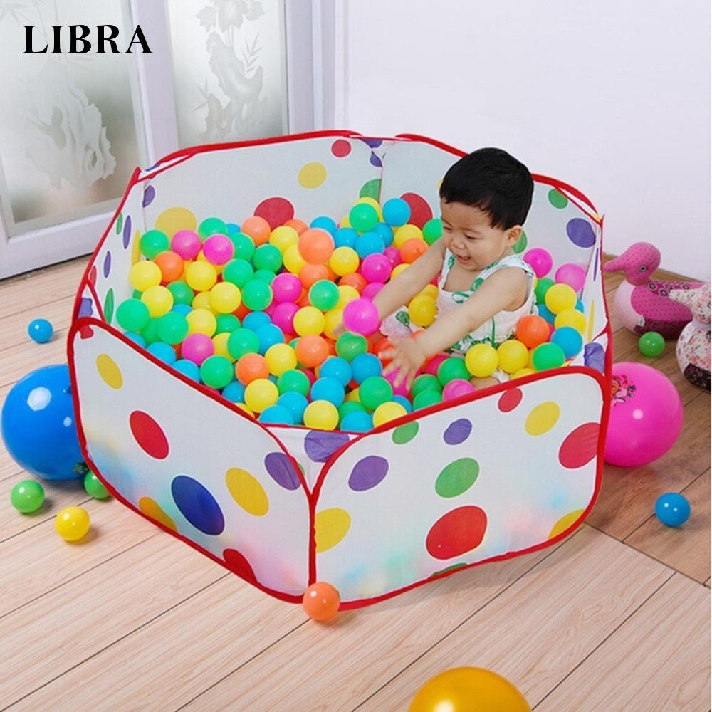 Portable Hexagon Outdoor/Indoor Ocean Ball Pit Pool Children Game Brilliant