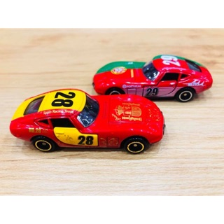 Combo 2 Xe Tomica Toyota 2000GT No28.29