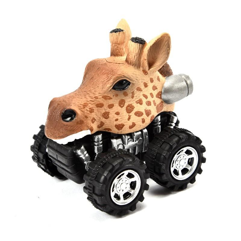 Xe ô tô động vật cho bé - PT43