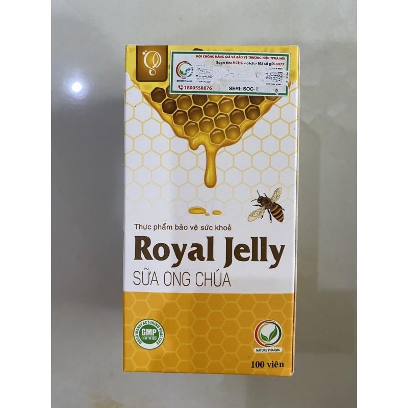 Sữa Ong Chúa ROYAL JELLY SCHON (Chính hãng - Date mới)
