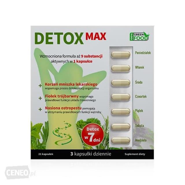 Viên uống thải độc 7 ngày Noble Health Detox Max - bill Ba Lan - 2505441 , 1340400283 , 322_1340400283 , 240000 , Vien-uong-thai-doc-7-ngay-Noble-Health-Detox-Max-bill-Ba-Lan-322_1340400283 , shopee.vn , Viên uống thải độc 7 ngày Noble Health Detox Max - bill Ba Lan