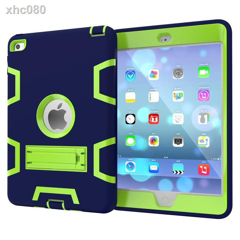 Apple Ốp Máy Tính Bảng Silicon Bảo Vệ Cho Ipad Air2 A1566 A1567
