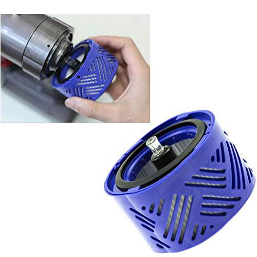 Vacuum Cleaner Filter Accessories Durable Eco-friendly HEPA Household Reusable Rear Replacement For Dyson V6