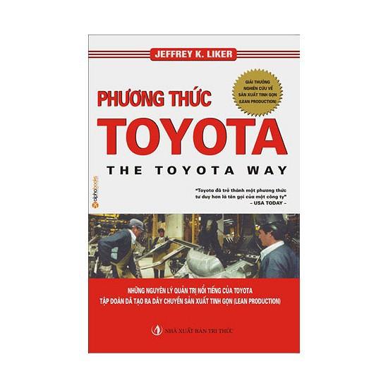Phương Thức Toyota (Tái Bản)