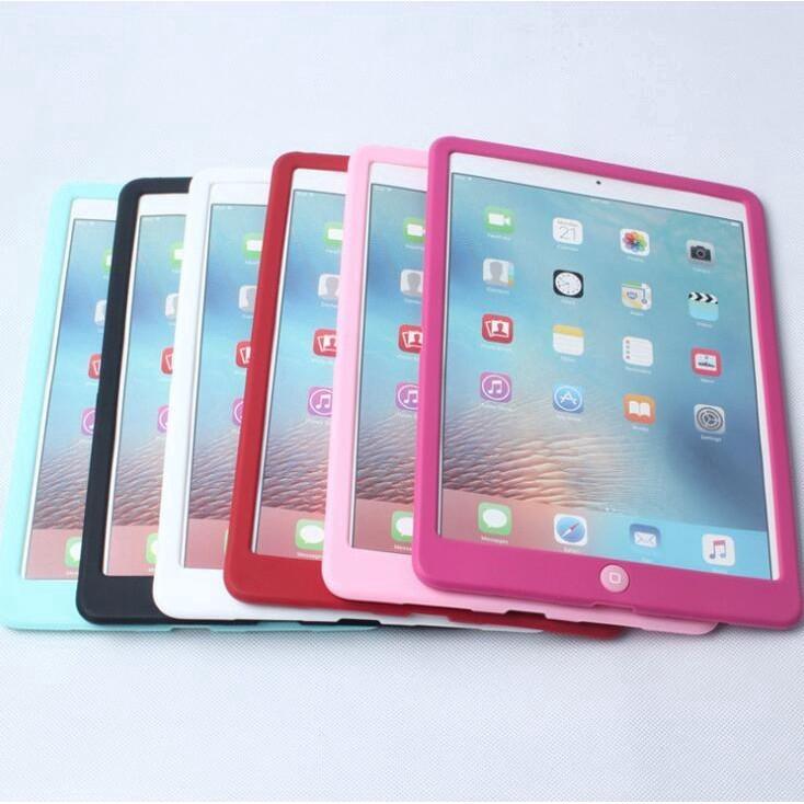 Ốp lưng silicone chống sốc cho IPad Mini 4 3 2 1 iPad 2 3 4 air 1 2