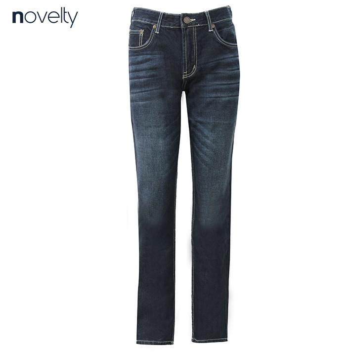 Quần Jeans nam Novelty ống Wash NQJMMTNCSI1701210