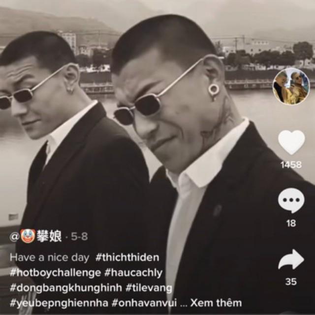 Kính Mắt HOT TREND TikTok Phong Cách Đài Loan Siêu Ngầu Nhỏ Xíu