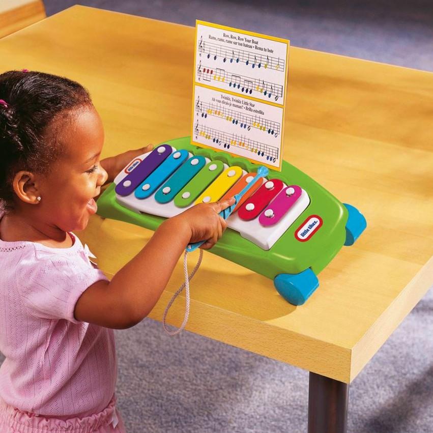 Đàn phím xylophone Little Tikes