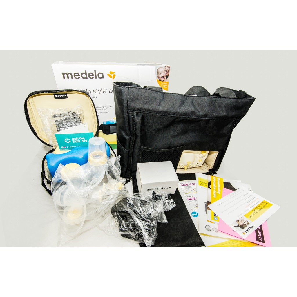 Máy hút sữa Medela Pump In Style Advance - Bộ đầy đủ (New) - 3346586 , 484495377 , 322_484495377 , 6990000 , May-hut-sua-Medela-Pump-In-Style-Advance-Bo-day-du-New-322_484495377 , shopee.vn , Máy hút sữa Medela Pump In Style Advance - Bộ đầy đủ (New)