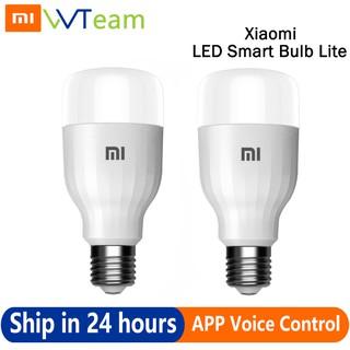 Bóng đèn LED nhiều màu thông minh Xiaomi Bulb Essential MJDPL01YL Quốc Tế thumbnail