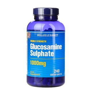 Glucosamine Sulphate 1000mg [240 viên] – Thuốc hỗ trợ xương khớp