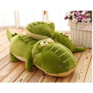 Gấu bông chú cá sấu nhỏ 60cm siêu dễ thương
