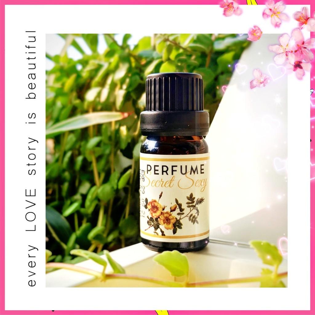 [Mã COSHOT24 hoàn 8% xu đơn 250K] Nước Hoa Vùng Kín LaFla Perfume Secret Sexy 10ml - THƠM HƠN, QUYẾN RŨ HƠN