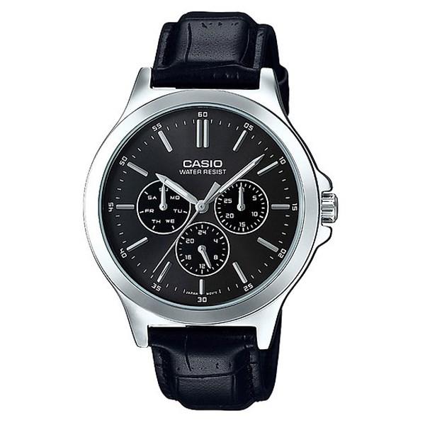 HOT Đồng hồ nữ dây da Casio Standard Anh Khuê LTP-V300L-1AUDF chính hãng 100%