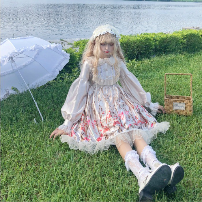 Đầm lolita - Order