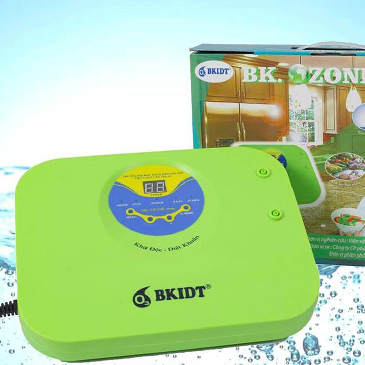 Máy khử độc BK Ozone cao cấp M06