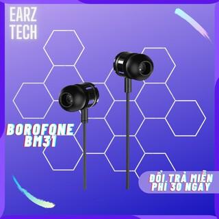 Tai nghe có dây Borofone BM31 cổng kết nối 3.5mm thumbnail