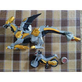 Dx Kamen Rider Wizard – Dx Wizard Dragon & Machine Winger