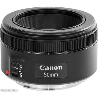 Ống kính Canon 50mm F1.8 STM- Mới 100%-Chính hãng thumbnail