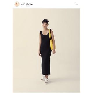 Đầm đen And.above (New tag)