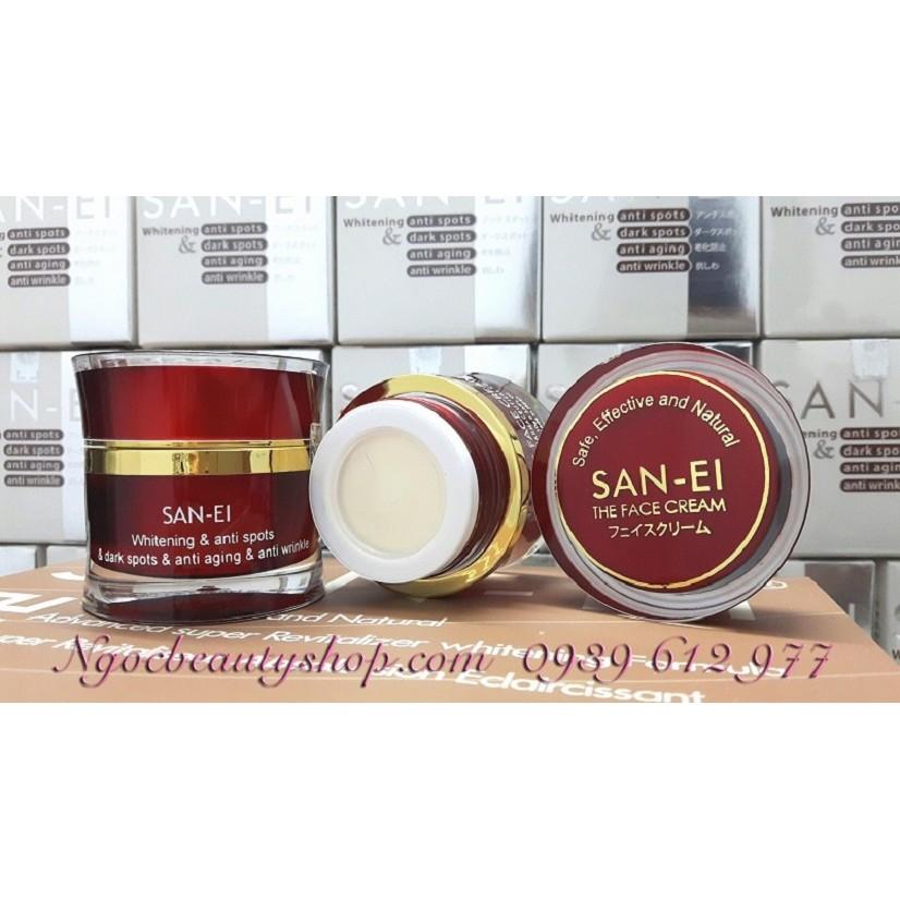 Kem dược trắng da, phục hồi và tái tạo tế bào gốc San-Ei Nhật Bản UV/30 - 2665127 , 202802323 , 322_202802323 , 349000 , Kem-duoc-trang-da-phuc-hoi-va-tai-tao-te-bao-goc-San-Ei-Nhat-Ban-UV-30-322_202802323 , shopee.vn , Kem dược trắng da, phục hồi và tái tạo tế bào gốc San-Ei Nhật Bản UV/30