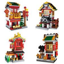 Mô hình lego nhà Trung Quốc lepin 03061