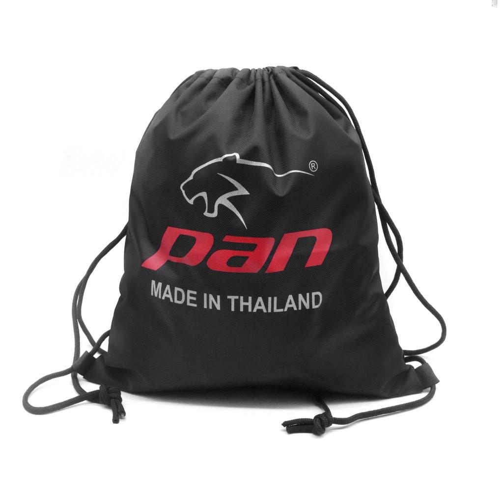 Túi dây rút thể thao bằng vải cao cấp logo Pan