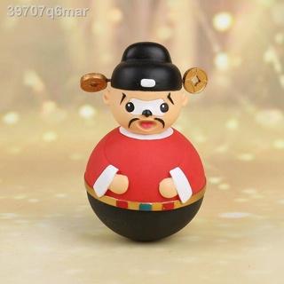 Giảm giá Trung Quốc Bảy viên kim loại Sesame Chính thức Trang trí Tumbler nội thất Phòng khách Quà tặng Đồ chơi trẻ em thumbnail