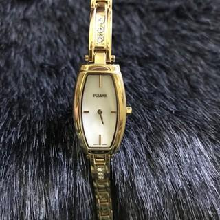 Đồng hồ Nữ 2nd Thuỵ Nhật- Lắc tay đồng hồ kim loại hiệu như hình máy Nhật thumbnail