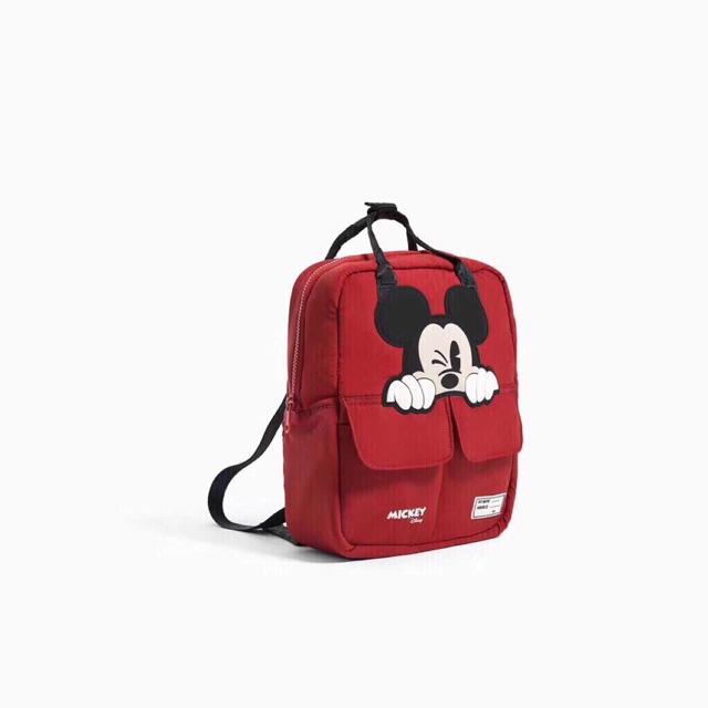 Balo Mickey đỏ Zara