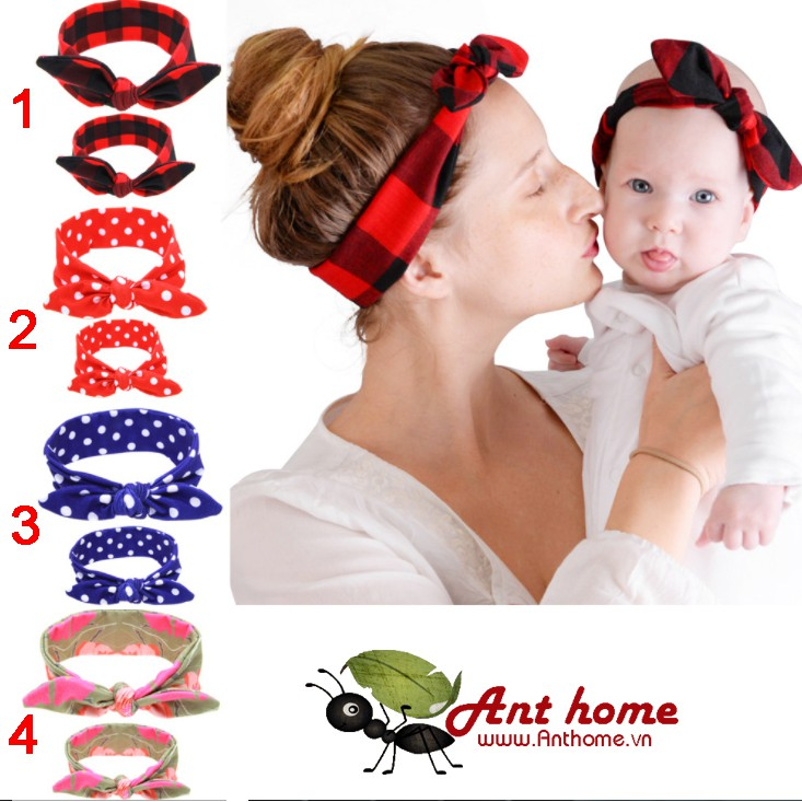 Băng đô đồng phục cho mẹ và bé (Inbox mầu) - 2416759 , 411417893 , 322_411417893 , 60000 , Bang-do-dong-phuc-cho-me-va-be-Inbox-mau-322_411417893 , shopee.vn , Băng đô đồng phục cho mẹ và bé (Inbox mầu)
