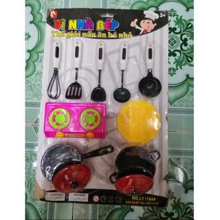 C52-0099 Bộ dụng cụ nấu ăn