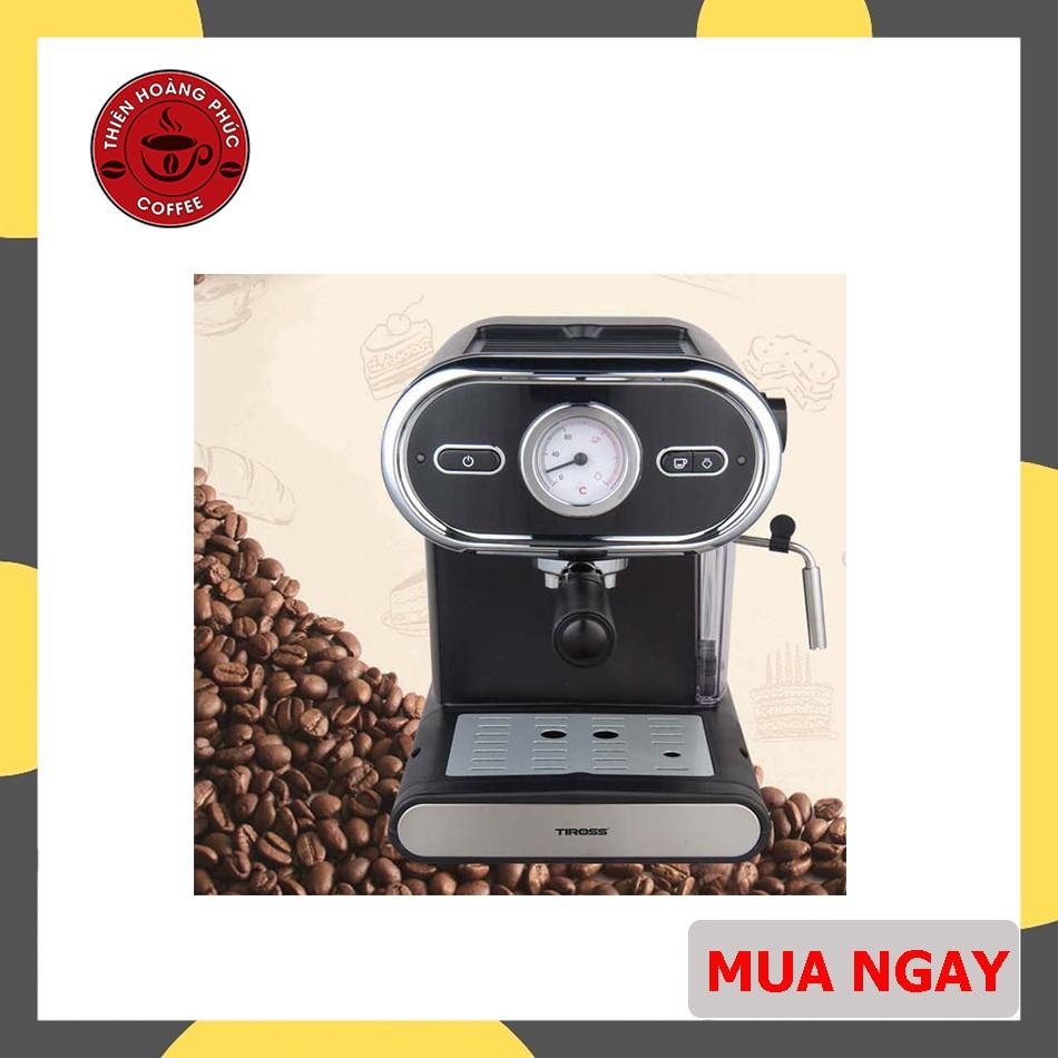 Máy pha cà phê espresso tiross 15 bar ts6211 - Sắp xếp theo liên quan sản  phẩm