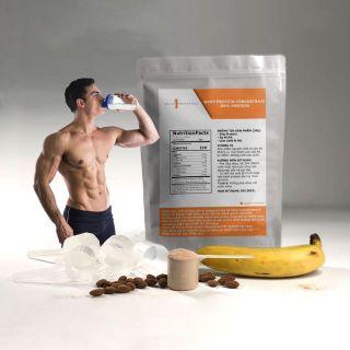 💪XẢ HÀNG👍1Kg NZMP Whey Protein Concentrate Đạm Whey Cô Đặc 80% New Zealand